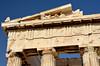 _D7K2252 Detail, East face of the Parthenon, Acropolis, Athens