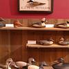 Ernie Muehlmatt at the Ward Museum of Wildfowl Art, Salisbury, MD
