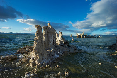Eastern Sierra: Bodie and Lake Mono