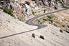 S-Curve (An exercise in composition)<br /> Tioga Pass