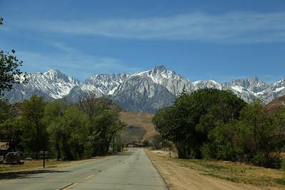 Eastern Sierra Trip 2014