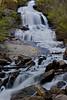Mt. Whitney portal falls