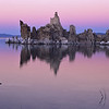 Tufas at dawn, Mono Lake