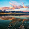 Sunrise at Mono Lake