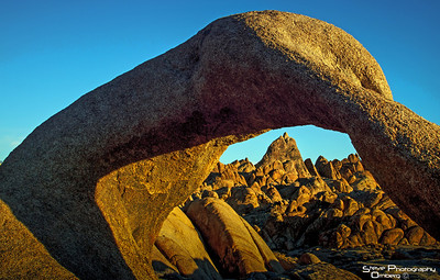 Mobius Arch, Alabama HIlls outside Lone Pine, CA