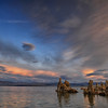 Morning Light at Mono Lake