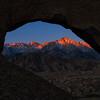 Whitney Portal at Sunrise
