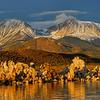 Tufas and Sierra Nevada