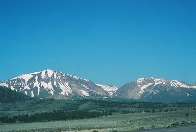 7/2/05 View from Hwy 395N between Bridgeport & Sonora Pass (Hwy 108) junction(enroute from Bishop to Alturas). Toiyabe National Forest, Mono County, CA