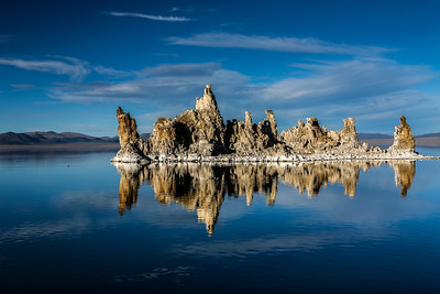 Mono Lake last light