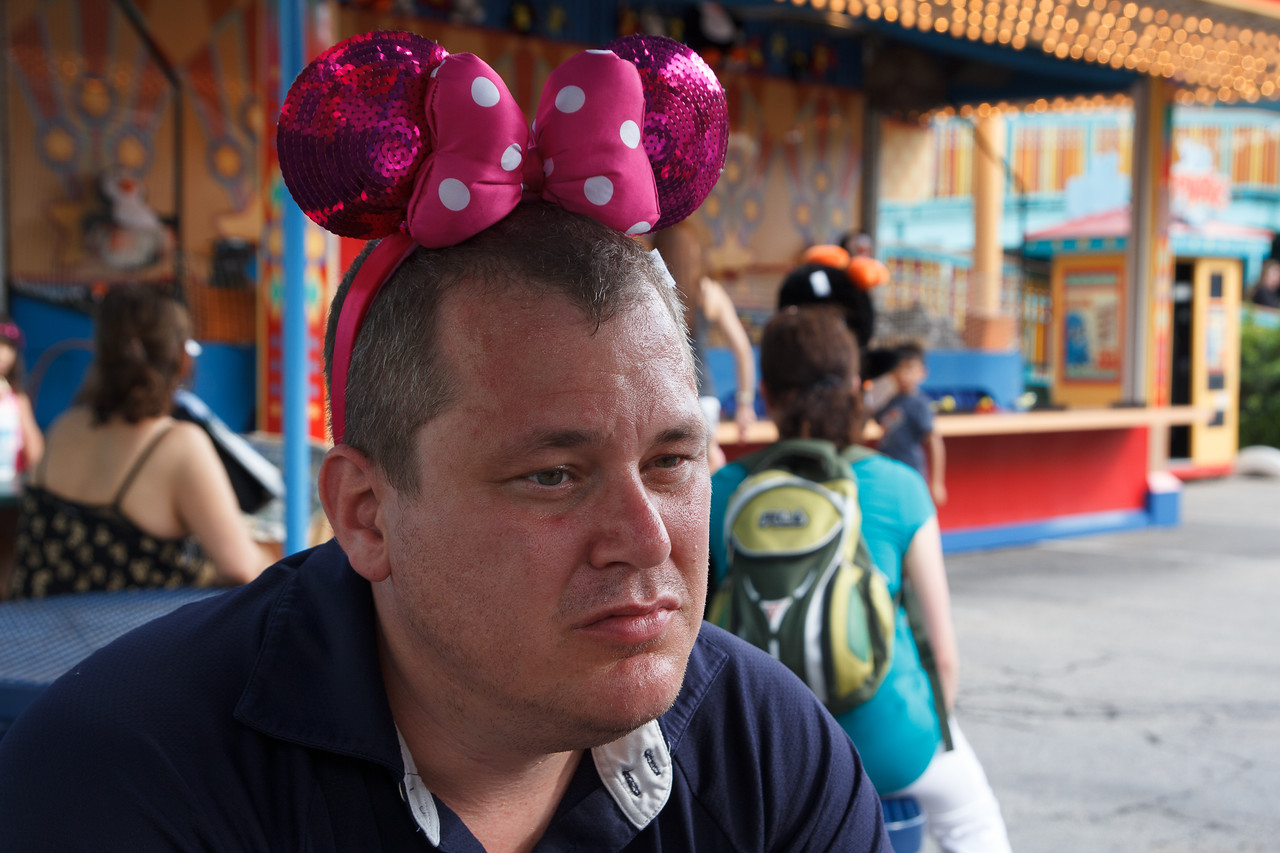 Disney World-181_October 08, 2013  Are we having fun yet?