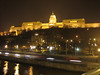 Buda Castle from the bridge