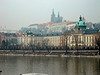 Below Prague Castle