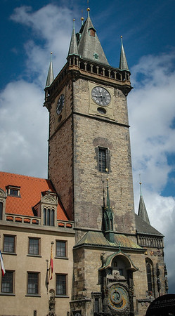 Prague Old Town: Astronomical Tower