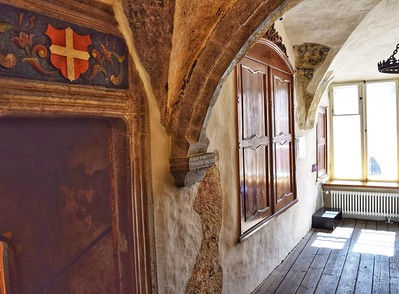 Tallinn, Estonia: The Guild Hall, Treasury Room (15th c.)