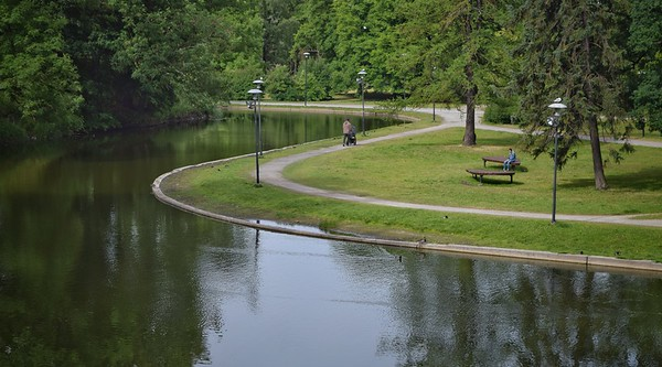 Tallinn, Estonia: Toom Park