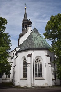 Tallinn, Estonia: the Dome Church (Cathedral Of St. Mary the Virgin)