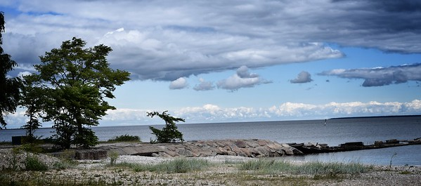 Tallinn, Estonia: Bay of Finland