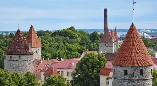 Tallinn, Estonia: Old Town