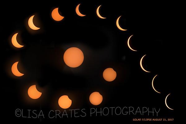 Orange eclipes 1