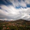 The village of Vilcabamba, Ecuador.