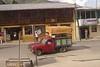 The town ice cream truck.
