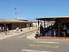 Baltra's airport.