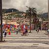 Ecuador 2012: Quito - Street performers