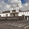 Ecuador 2012: Quito - Francisco Church and Monastery