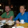 Ecuador 2012: Sacha Lodge - Martin and Jill