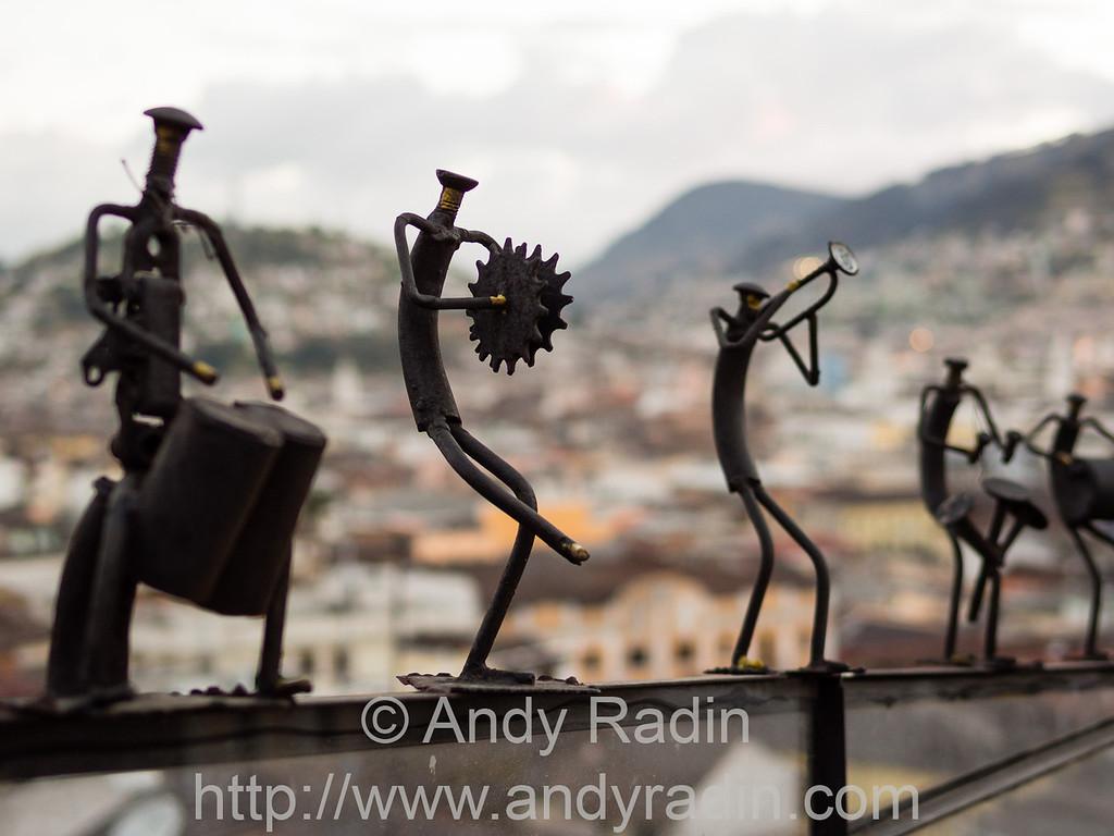 Quito, Ecuador - Hostel Secret Garden