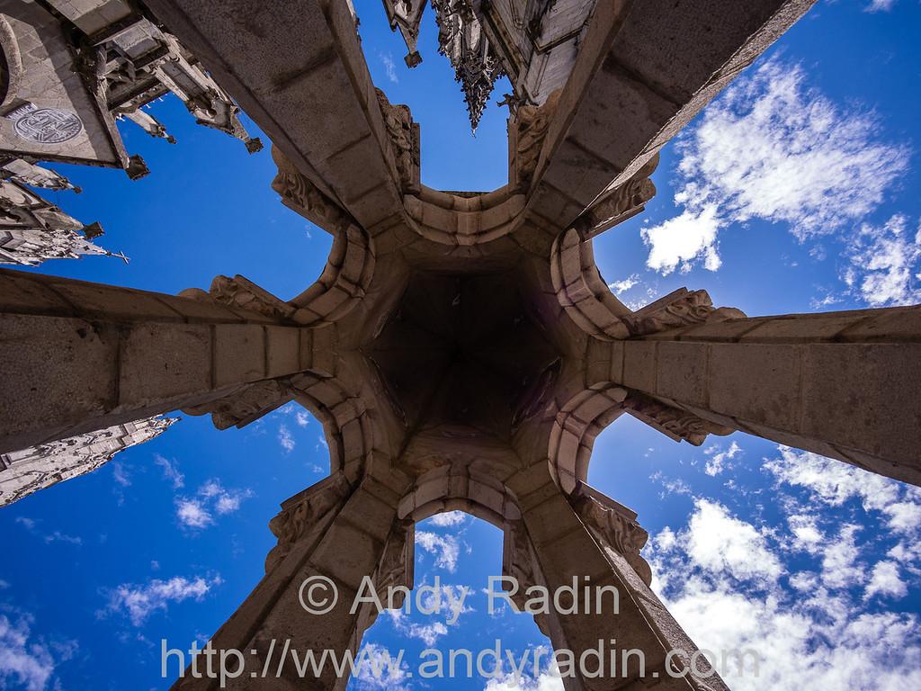 Quito, Ecuador - Basilica del Voto Nacional