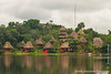 Lake Anangucocha and Napo Wildlife Center Lodge