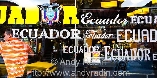 Quito, Ecuador - Mariscal Sucre area