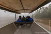 Napo River Shrouded in Fog