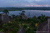 View from Napo Wildlife Center Lodge tower