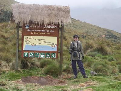 Ecuador-Quito and Area