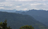 View from Sachatamia Lodge Tanager feeders, Aug 16.