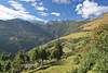 Beautiful scenery on the road to Yanacocha Reserve, Aug 18,