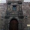 Quito Monastery Entrance
