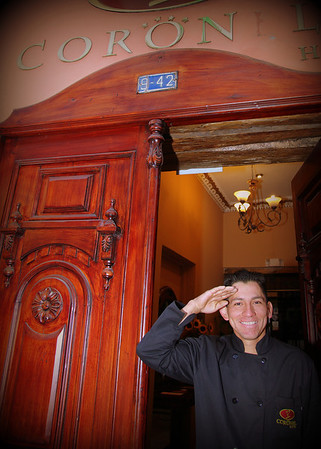 Cuenca, Hotel Coronel, Jhonny Solano