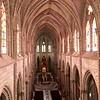 Interior, Basílica del Voto Nacional