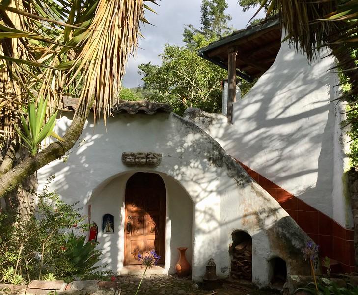 Our Garden Cottage #25 Hacienda Cusin, Otavalo