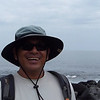 Harry Jimenez, our excellent Galapagos guide