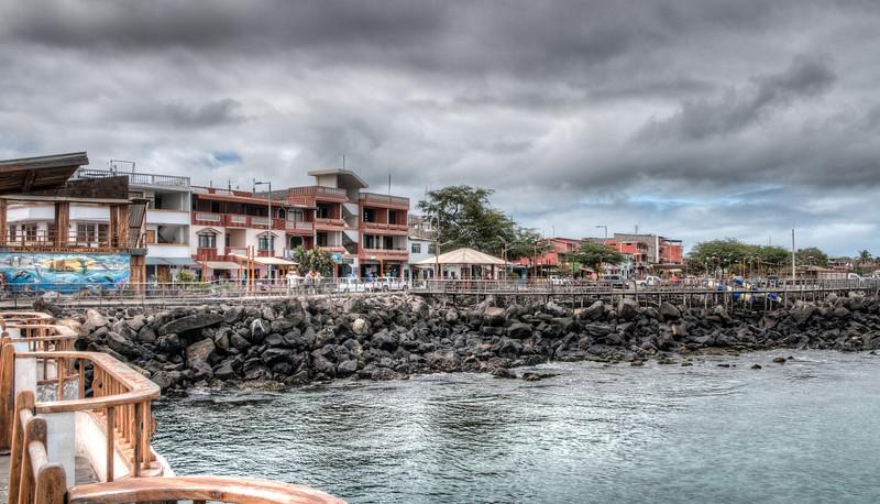 • Location - San Cristobal<br /> • Harbor area