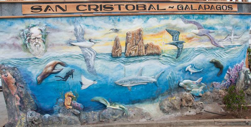 • Location - San Cristobal<br /> • Local painting