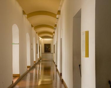 Inside corridor- Museum