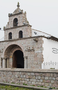 The church of La Balbanera