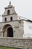 The church of La Balbanera