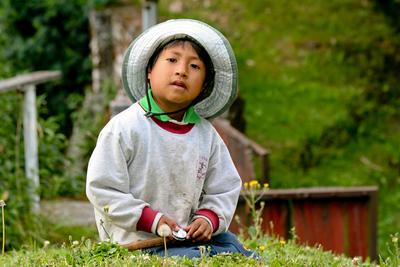 Ecuadorian Boy
